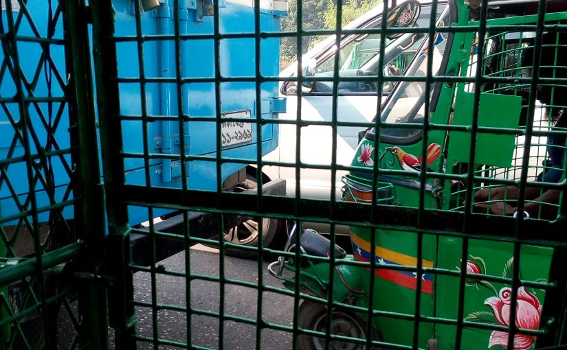 Dhaka: Im Gedränge der Stadt