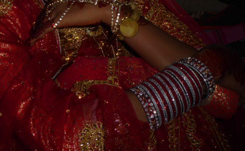 Hochzeit auf bengalisch